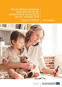 Reconciliation between  work and family life Labour Force Survey (LFS)  ad-hoc module 2018