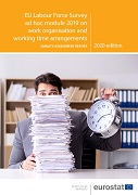 EU Labour Force Survey ad hoc module 2019 on work organisation and working time arrangements — Quality assessment report
