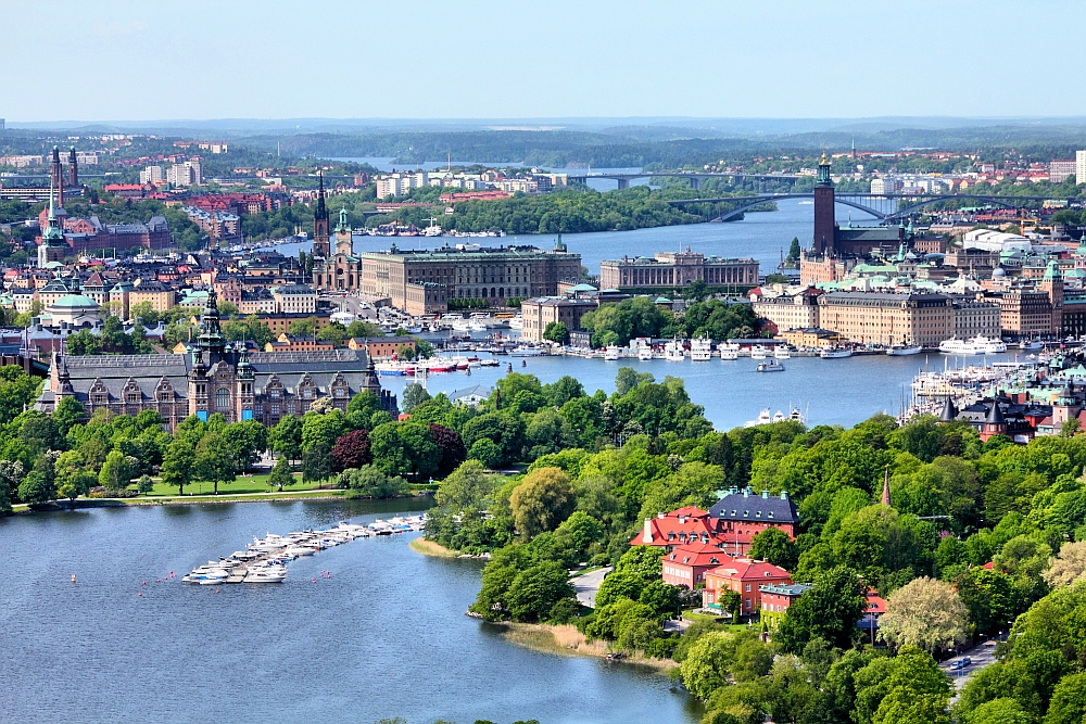 A picture of Stockholm (Sweden)