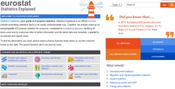 eurostat statistics explained  main page