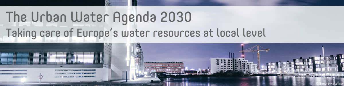 The Urban Water Agenda 2030