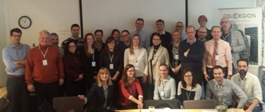 Group picture - Circular economy