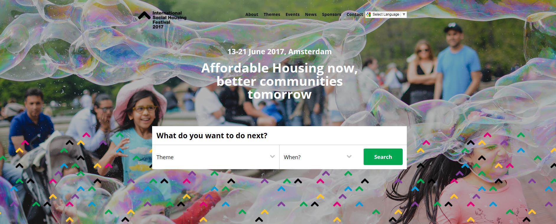 Affordable housing Amsterdam June 2017