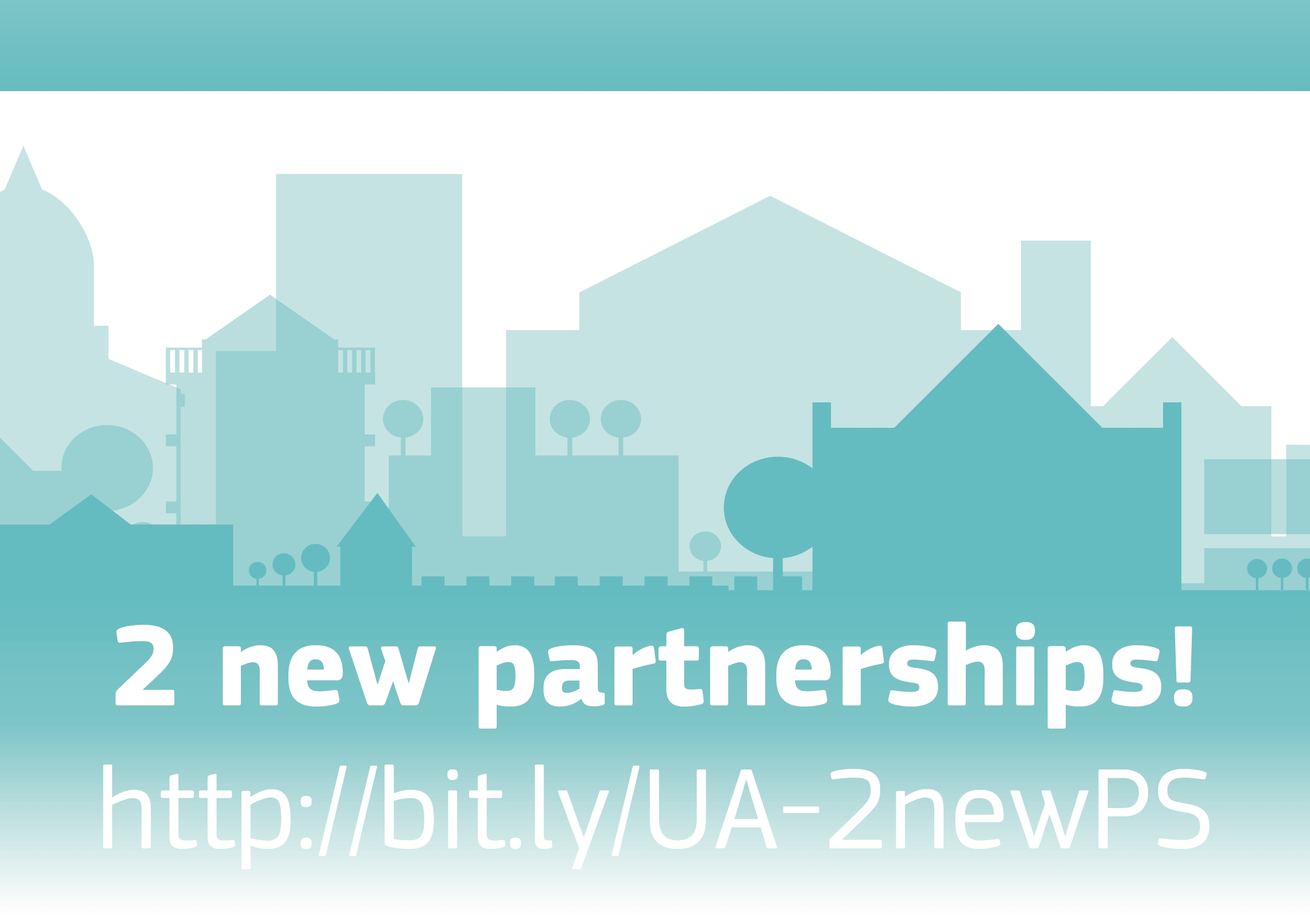 urban agenda skyline, 2 new partnerships with link