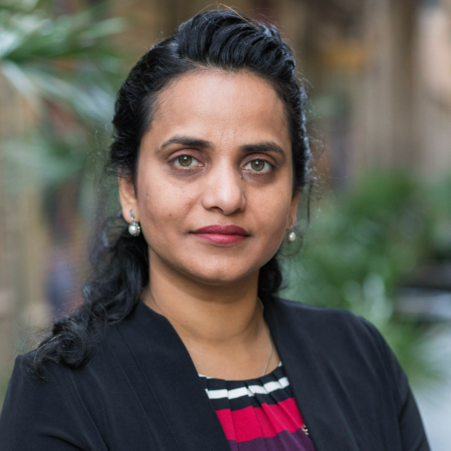 Anila Noor, member of the European Migrant Advisory Board