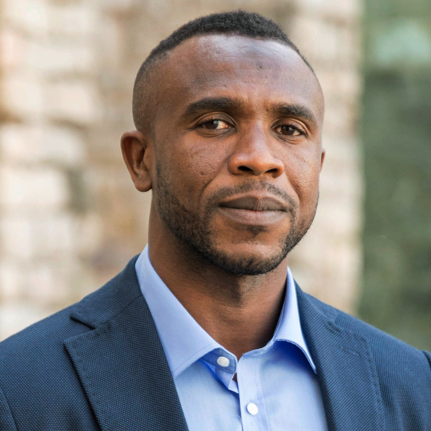 Lamin Fadera, member of the European Migrant Advisory Board
