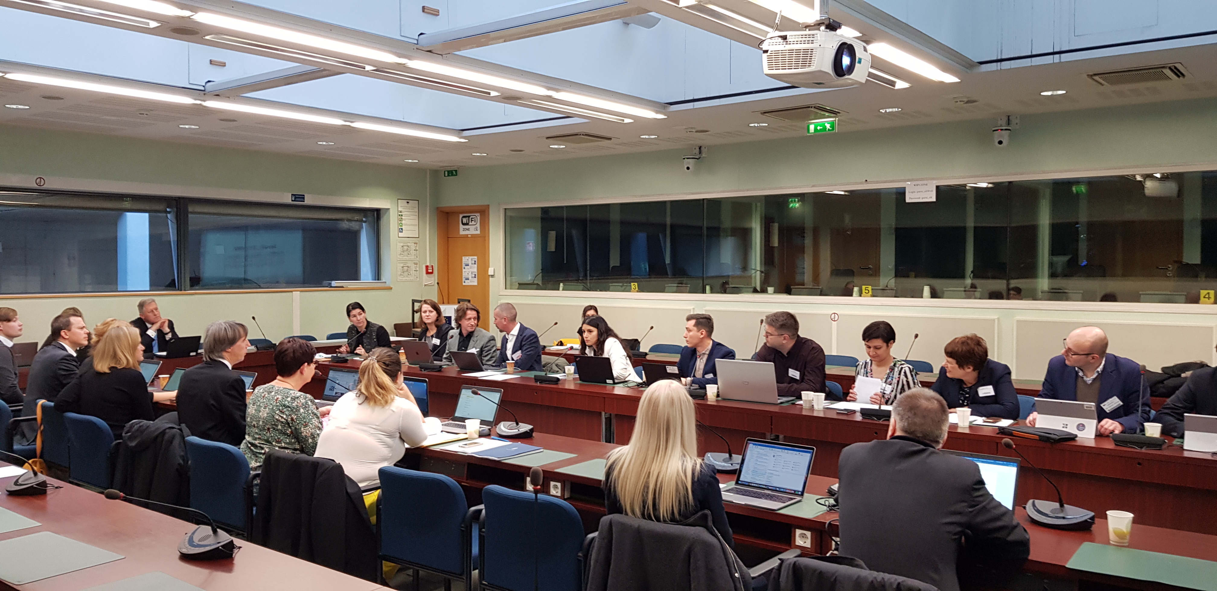 11th meeting of the Digital Transition Partnership