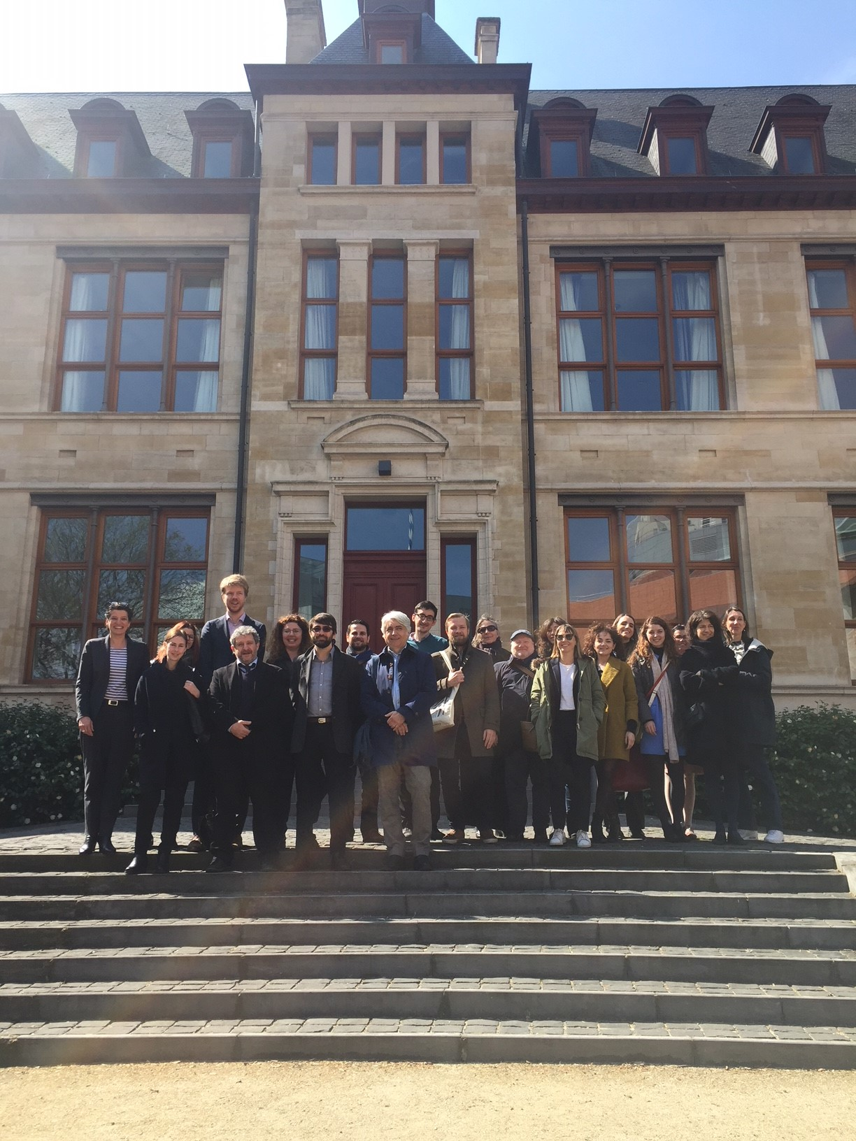 Partnership on Culture/Cultural Heritage 2nd Meeting