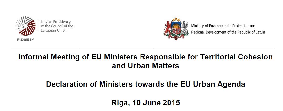 Riga declaration