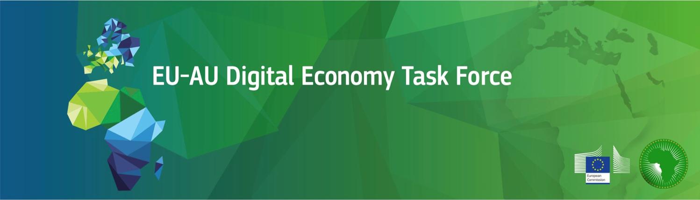EU-AU Digital Economy Task Force banner