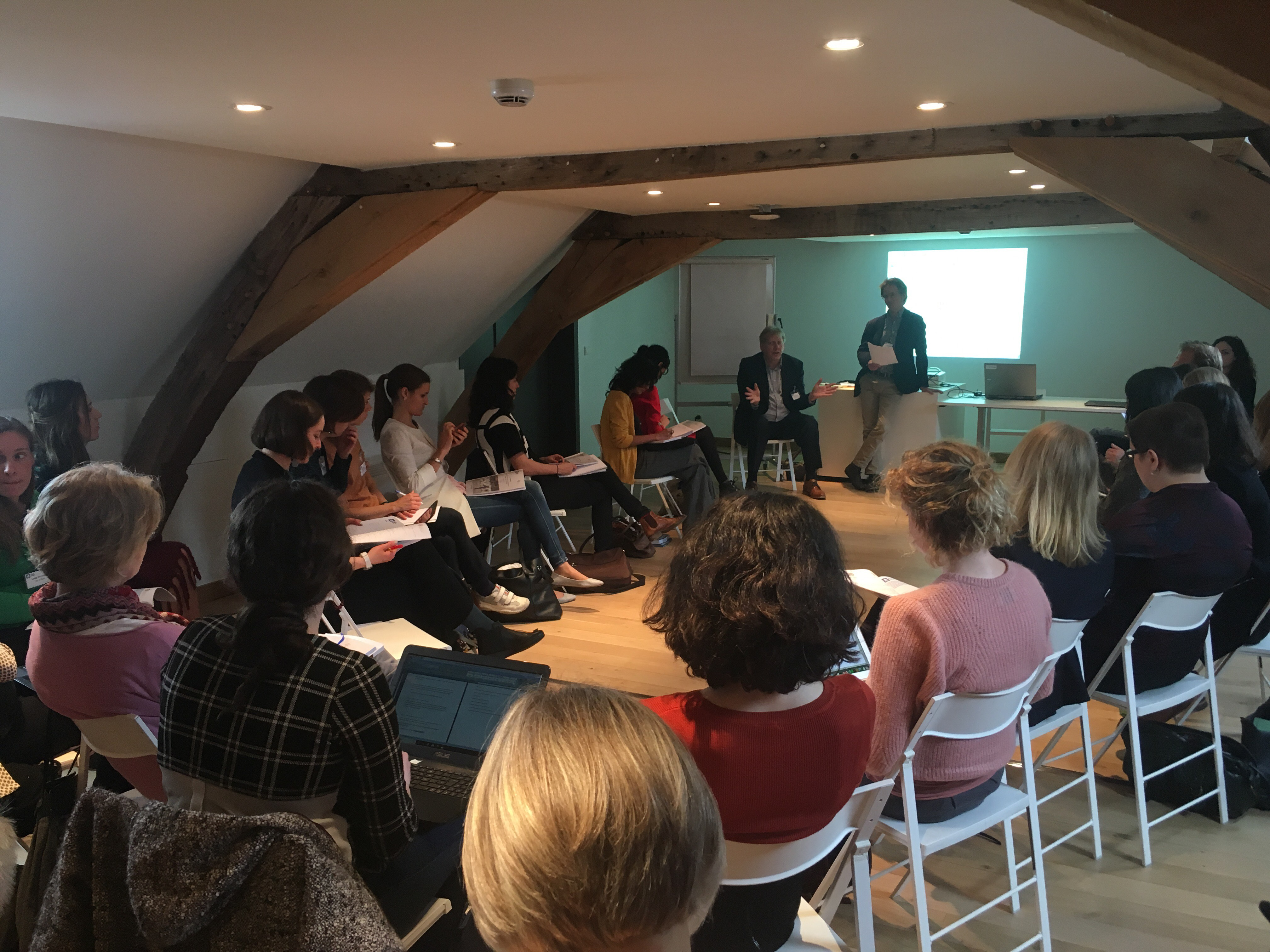 Workshop at the Lost in Migration 2 Conference in Brussels