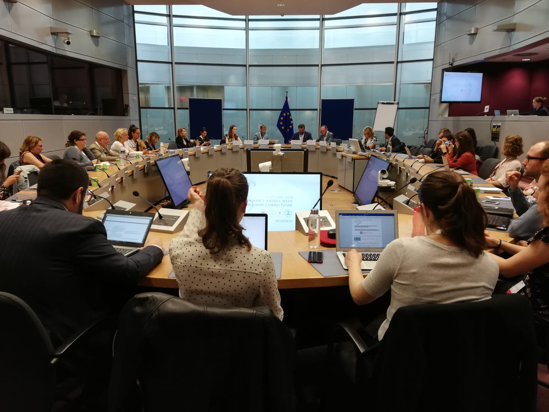 Energy Transition: Role of the Urban Agenda for the EU