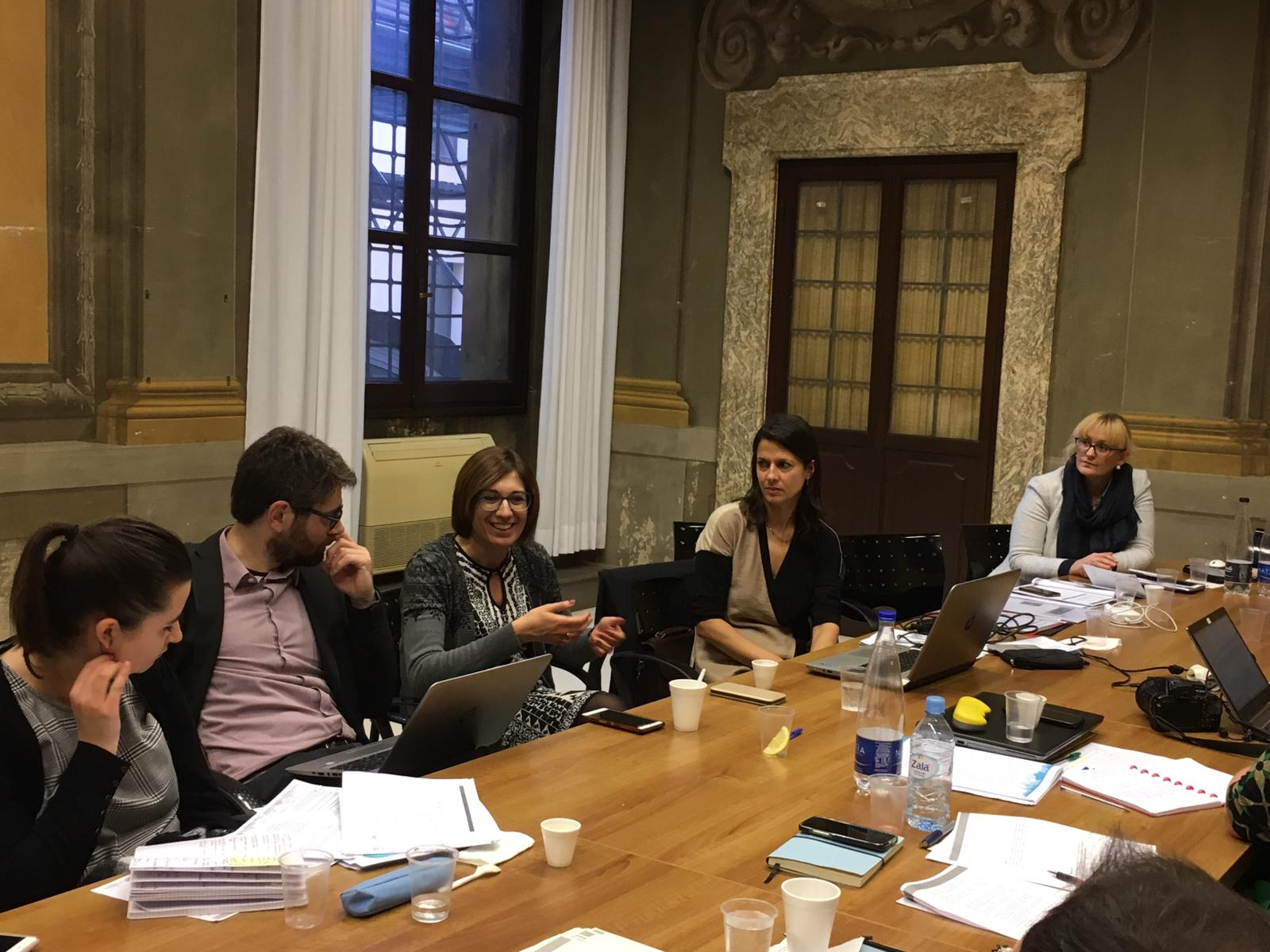 7th meeting of the Partnership in Bologna