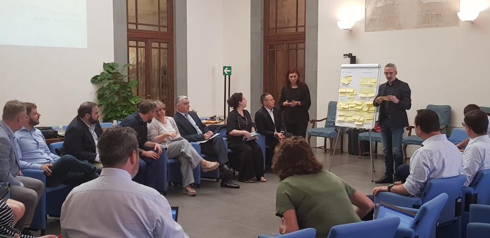 Partnership meeting - Teaser Session