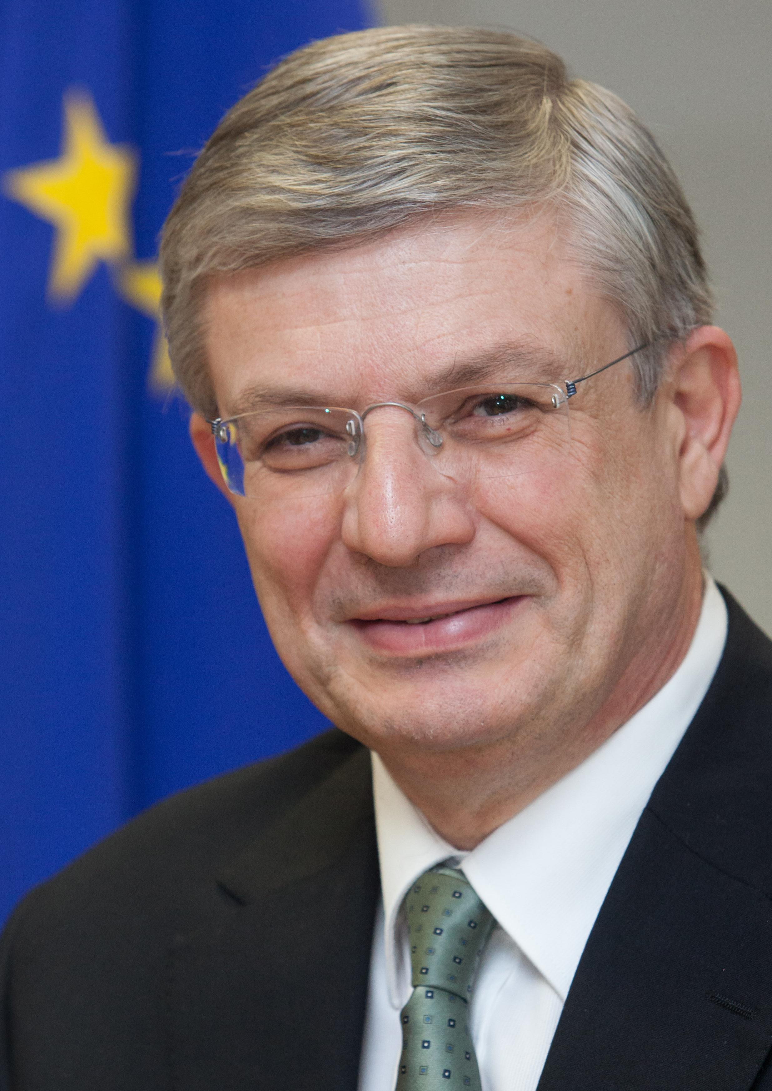 Tonio Borg, European Commissioner for Health