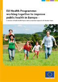 EU Health Programme: working together to improve public health in Europe