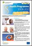 Health programme 2008-2013 - Fact sheet