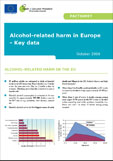 Alcohol-related harm in Europe - Key data