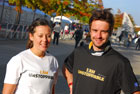 """Ex-smokers are unstoppable"" in the VITAL Expo and Berlin marathon, 22-25 September 2011"