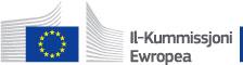 Il-logo tal-Kummissjoni Ewropea