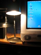 Lamps used close to the skin could cause problems for people who