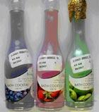 Produits emballés pour ressembler à des aliments.