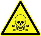 Certains symboles de danger peuvent rendre un produit encore plus attrayant pour les enfants.
