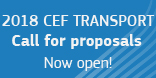 2018 CEF Transport call is now open