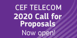 2020 CEF Telecom calls for proposals access