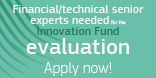 Financial/technical senior experts needed