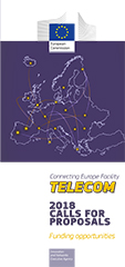 Flyer on the CEF Telecom 2018-1 call