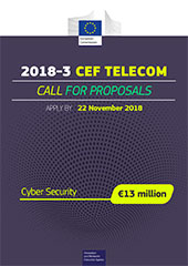 Flyer on the CEF Telecom 2018-3 call May 2018