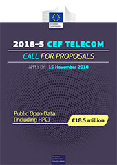 Flyer on the CEF Telecom 2018-5 call May 2018