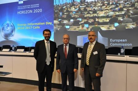 H2020 Energy Info Day opening session