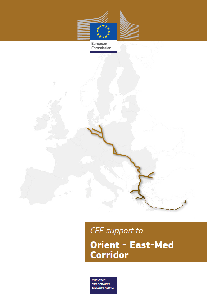 CEF support to Orient-East-Med Corridor