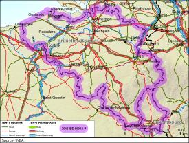 2013-BE-60012-P Map