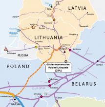 Gas Interconnector Poland-Lithuania