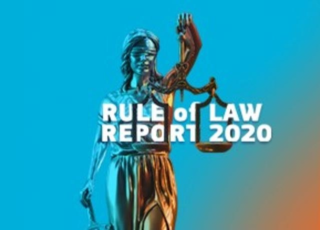 Rule of law report