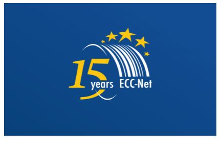 ECC Net 15th Anniversary logo