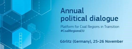 2019 Annual Political Dialogue – Platform for Coal Regions in Transition