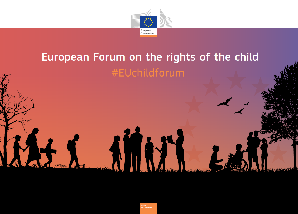 Banner, Rights of the Child forum