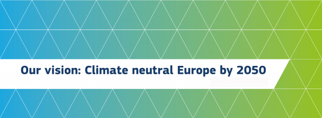 climate neutral europe by 2050