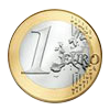 Common side 1 euro, new design