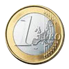 Common side 1 euro