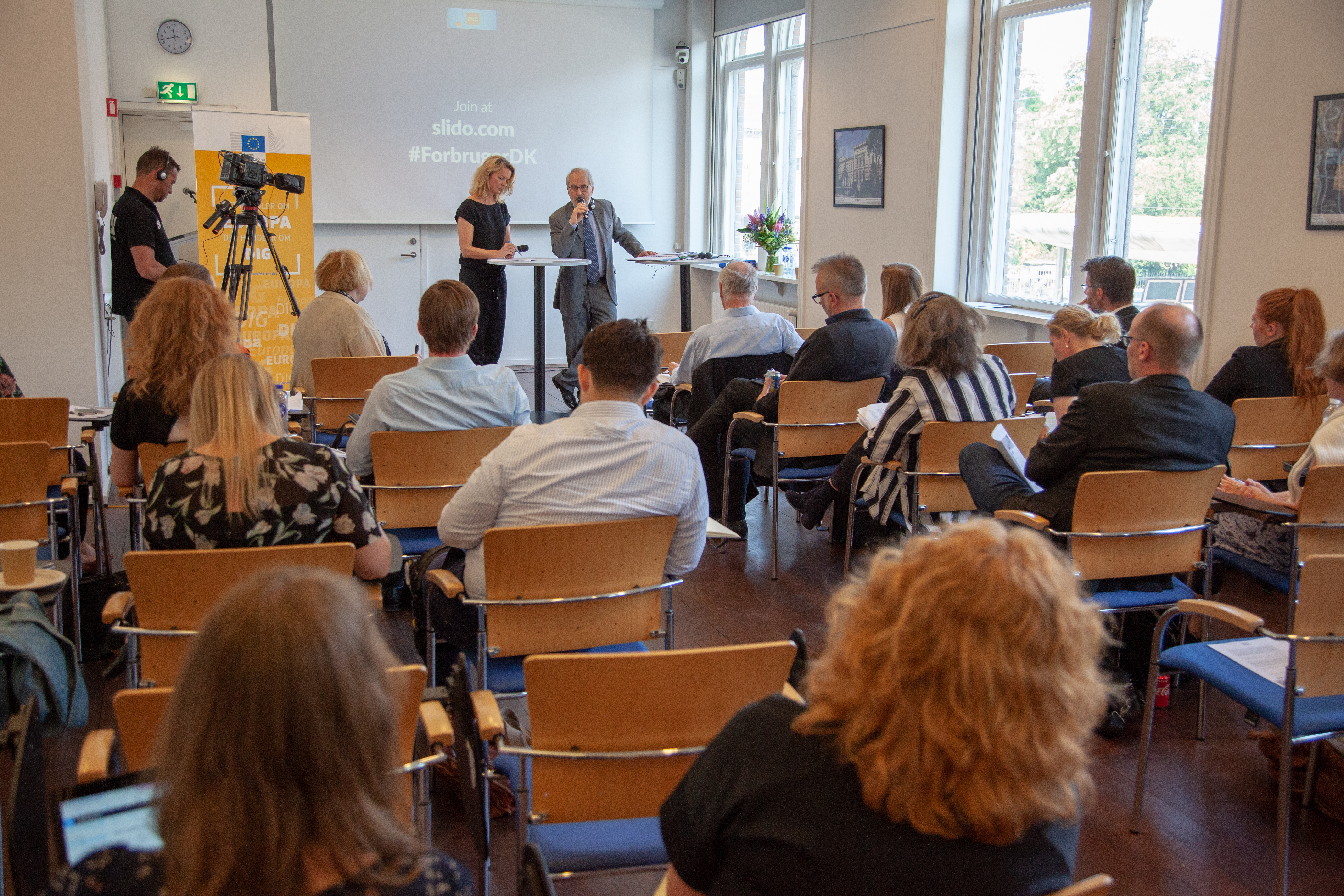 Citizens' Dialogue in Copenhagen on the New Deal for Consumers