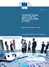 Household saving rates in the EU: Why do they differ so much?