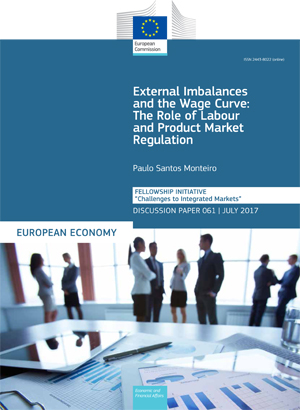 External Imbalances and the Wage Curve: The Role of Labour and Product Market Regulation