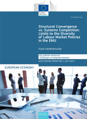 Structural Convergence versus Systems Competition: Limits to the Diversity of Labour Market Policies in the European Economic and Monetary Union