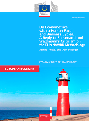 On Econometrics with a Human Face and Business Cycles: A Reply to Fioramanti and Waldmann's Criticism on the EU's NAWRU Methodology