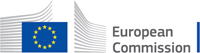 EC logo example - horizontal version